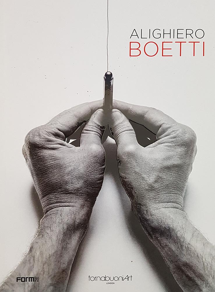 2016 Laura Cherubini (a cura di), Alighiero Boetti, Forma Edizioni, Firenze, 2016
