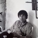 Alighiero Boetti, 1983 - foto Milton Gendel