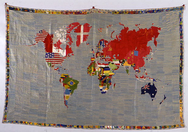Mappa-1971--72-ricamo-su-tela-cm-147-X-228
