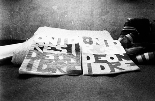 Order and disorder, Kabul 1972, courtesy of Alighiero Boetti Archive