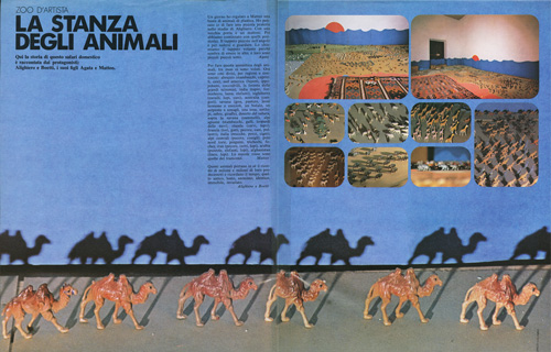 Zoo, by Casa Vogue (release date: January 1980)