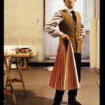 Alighiero Boetti, 1989 - foto Randi Malkin Steinberg