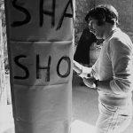 """Alighiero Boetti """" Arte povera più azioni povere"""" - Amalfi 1968 - courtesy Lia Rumma"""