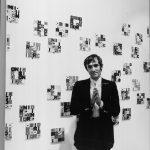 Alighiero Boetti, Identité Italienne, Centre Georges Pompidou, Parigi 1980 - foto Nanda Lanfranco
