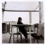 Alighiero Boetti in Marocco, 1982 - foto Isabella Gherardi