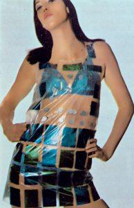 Vestito ideato da Alighiero e Annemarie Boetti, al Pipier club, Torino, courtesy Annemarie Sauzeau