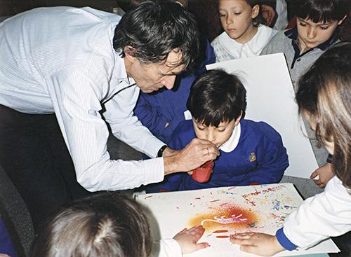 Alighiero Boetti, 1992